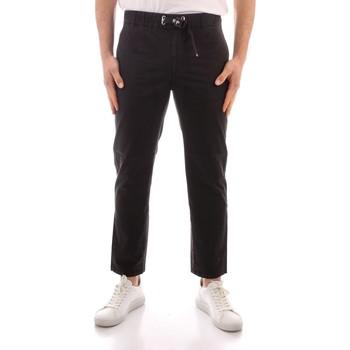 Oblačila Moški Hlače Chino / Carrot Refrigiwear GA9103-P24800 BLACK