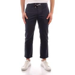 Oblačila Moški Hlače Chino / Carrot Refrigiwear GA9103-P24800 BLUE