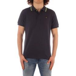 Oblačila Moški Polo majice kratki rokavi Refrigiwear PX9032-T24000 BLUE
