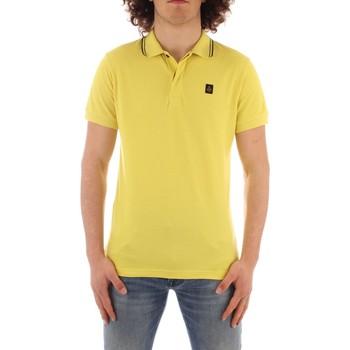 Oblačila Moški Polo majice kratki rokavi Refrigiwear PX9032-T24000 GREEN