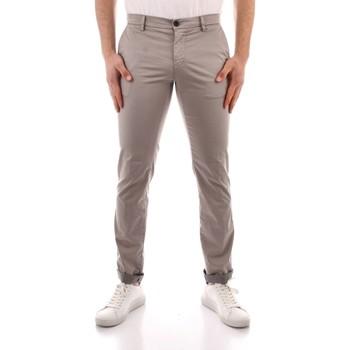Oblačila Moški Hlače Chino / Carrot Powell MBE097 WHITE