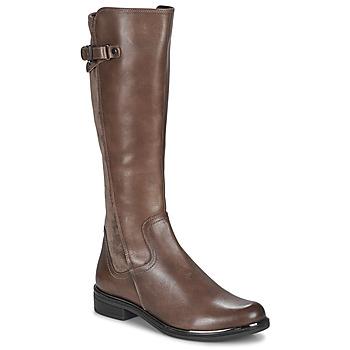 Čevlji  Ženske Mestni škornji    Caprice 25504-361 Taupe