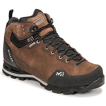 Čevlji  Moški Pohodništvo Millet G TREK 3 GORETEX Kostanjeva