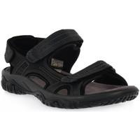Čevlji  Moški Športni sandali Imac NERO PACIFIC Nero