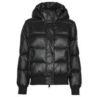 Oblačila Ženske Puhovke Armani Exchange 8NYB40 Črna