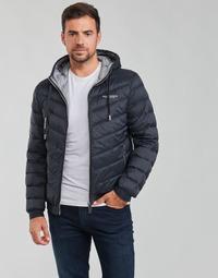 Oblačila Moški Puhovke Armani Exchange 8NZB53 Modra