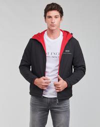 Oblačila Moški Jakne Armani Exchange 6KZB56 Črna
