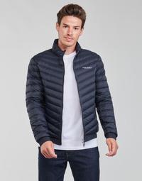 Oblačila Moški Puhovke Armani Exchange 8NZB52 Modra