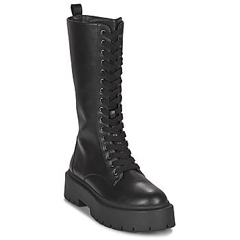 Čevlji  Ženske Mestni škornji    Gioseppo KITUI Črna