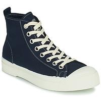 Čevlji  Ženske Visoke superge Bensimon STELLA B79 Modra