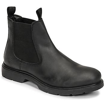 Čevlji  Moški Polškornji Lumberjack CHARLIE BEATLES Črna