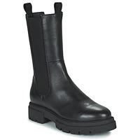 Čevlji  Ženske Polškornji Blackstone UL93-BLACK Črna