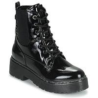 Čevlji  Ženske Polškornji Refresh 76084 Črna