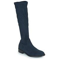 Čevlji  Ženske Mestni škornji    JB Martin AMOUR Modra