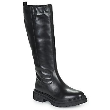 Čevlji  Ženske Mestni škornji    Geox IRIDEA Črna