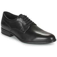 Čevlji  Moški Čevlji Derby Geox IACOPO Črna