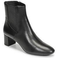 Čevlji  Ženske Gležnjarji Geox PHEBY 50 Črna