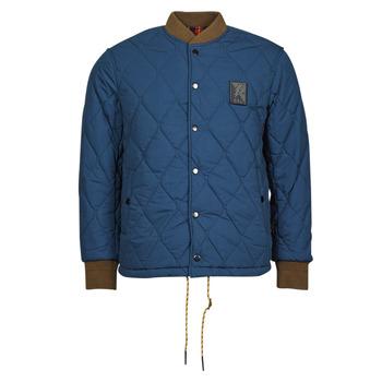 Oblačila Moški Jakne Diesel J-FOOT-BMB Modra