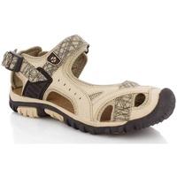 Čevlji  Ženske Športni sandali Kimberfeel ATTICA Beige