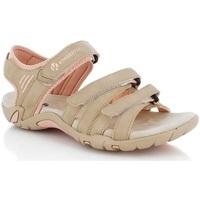 Čevlji  Ženske Športni sandali Kimberfeel DANA Beige