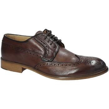 Čevlji  Moški Čevlji Derby Exton 5351 Rjav