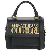 Torbice Ženske Ročne torbice Versace Jeans Couture FEBALO Črna