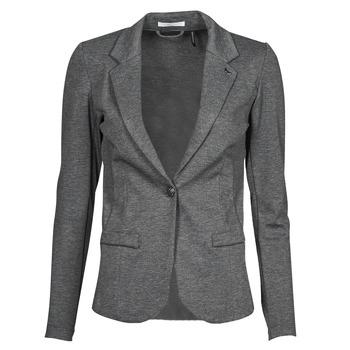 Oblačila Ženske Jakne & Blazerji Les Petites Bombes ANNE Siva / Antracitová