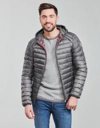 Oblačila Moški Puhovke JOTT NICO Antracitová / Rdeča