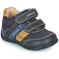 Čevlji  Dečki Nizke superge Geox ELTHAN Modra