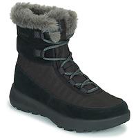 Čevlji  Ženske Škornji za sneg Columbia SLOPESIDE PEAK LUXE Črna