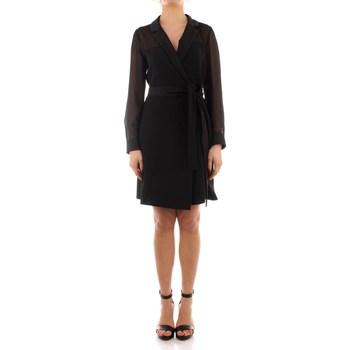 Oblačila Ženske Kratke obleke Marella GIAVA BLACK