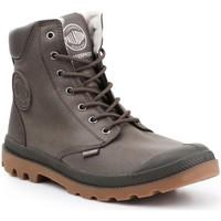 Čevlji  Polškornji Palladium Manufacture Pampa 72992-213 brown