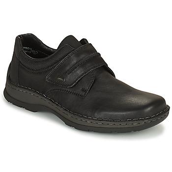 Čevlji  Moški Čevlji Derby Rieker EARNA Črna