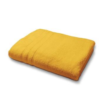 Dom Kopalniške brisače in rokavice za umivanje Today TODAY 500G/M² Rumena