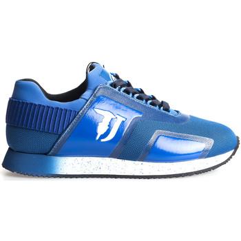 Čevlji  Moški Nizke superge Trussardi  Modra