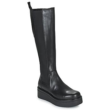 Čevlji  Ženske Mestni škornji    Vagabond Shoemakers TARA Črna