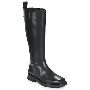 Čevlji  Ženske Mestni škornji    Vagabond Shoemakers JILLIAN Črna