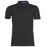 Oblačila Moški Polo majice kratki rokavi Polo Ralph Lauren BATTYNA Črna