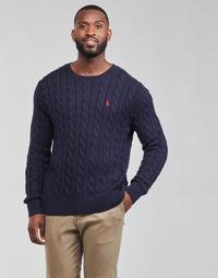 Oblačila Moški Puloverji Polo Ralph Lauren KINNU Modra