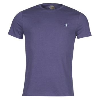 Oblačila Moški Majice s kratkimi rokavi Polo Ralph Lauren OLITA Modra