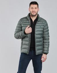 Oblačila Moški Puhovke Polo Ralph Lauren OPESCA Siva