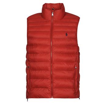 Oblačila Moški Puhovke Polo Ralph Lauren PEROLINA Rdeča