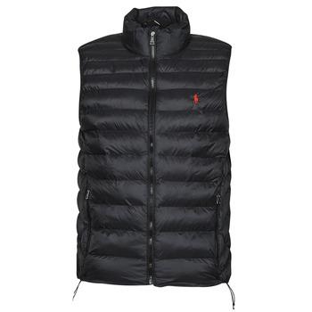 Oblačila Moški Puhovke Polo Ralph Lauren PEROLINA Črna