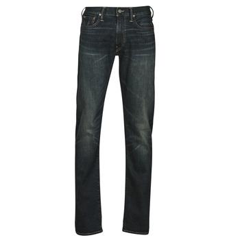 Oblačila Moški Jeans straight Polo Ralph Lauren BASSAR Modra