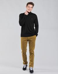 Oblačila Moški Hlače s 5 žepi Polo Ralph Lauren RETOMBA Bež