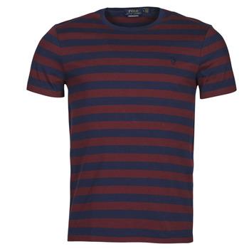 Oblačila Moški Majice s kratkimi rokavi Polo Ralph Lauren POLINE Bordo