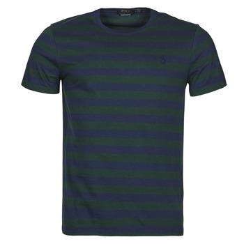 Oblačila Moški Majice s kratkimi rokavi Polo Ralph Lauren POLINE Zelena