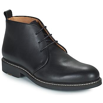 Čevlji  Moški Čevlji Derby Pellet MIRAGE Črna