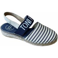 Čevlji  Ženske Sandali & Odprti čevlji Toni Pons TOPEIVI-RTPmari blu