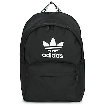 Torbice Nahrbtniki adidas Originals ADICOLOR BACKPK Črna